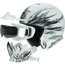 Ruroc Snowboarding/Ski Helmet RG1-DX TRIBE