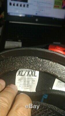 Ruroc helmet xlarge-xxlarge black