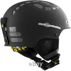 SAVE 30% 2018 Sweet Protection Igniter MIPS Helmet BLACK L/XL 59-61cm