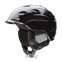 SMITH Vantage MIPS Women's Helmet Ski Snowboard Sm or Med BLACK H17VAWMIP