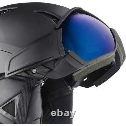 Salomon Driver S snow ski snowboard helmet + goggles combo size Med 56-59cm