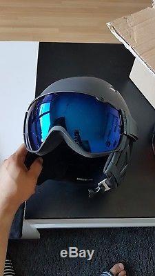 Salomon Driver Visier Snowboardhelm Größe L