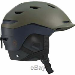 Salomon Men's Sight Ski Helmet Large