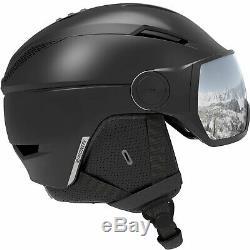 Salomon Pioneer Visor Herren-Wintersporthelm Visierhelm Ski-Helm Snowboardhelm