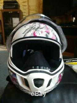 Ski Doo Women's size medium, module helmet, snowmobile