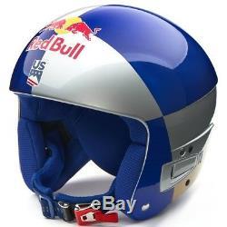 Ski Helm Briko Skihelm Vulcano FIS 6.8 Junior Red Bull and Lindsey Vonn Foundati