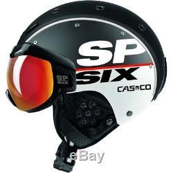 Ski Helm Casco Skihelm SP-6 Six Competition II Vautron #2311 Ski Helm