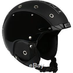 Ski Helm Indigo Skihelm Signature Black #5655