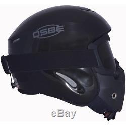 Ski Helm OSBE Phoenix Snowboarhelm mit Maske #7329