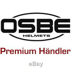 Ski Helm OSBE Ski-Helm Rainbow R Weiß #4693 Ski Helm