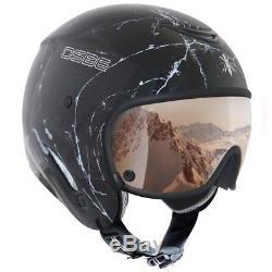 Ski Helm OSBE Skihelm Bellagio marble photochrom #2417 Ski Helm