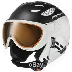 Ski Helm Slokker Skihelm SLK Balo II Schwarz #4259 Ski Helm