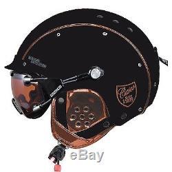 Skihelm Casco SP-3 Limited Edition Copper incl. Hardcase ohne Skibrille
