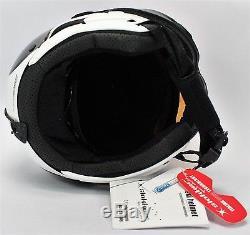 Slokker Balo Visor Skihelm Ski Snowboard Helm Eislaufen Winter Sports Gr 52-54
