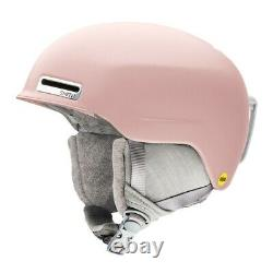 Smith Allure MIPS Womens Ski Snowboard Helmet Small 51-55cm Matte Rock Salt 2021