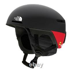 Smith Code MIPS Snowboard Helmet Adult Medium 55-59 cm Matte TNF Red With Cover
