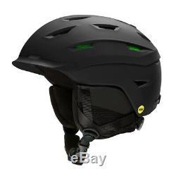 Smith Level MIPS Ski Snowboard Helmet Adult Medium 55-59 cm Matte Black New 2020