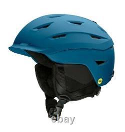 Smith Liberty Womens MIPS Snowboard Helmet Adult Medium 55-59 cm Matte Meridian