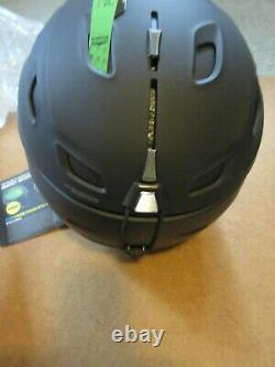 Smith MIPS Vantage Snow Helmet, Adult Size Small, Matte Black