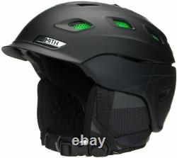 Smith Men helmet helmet Ski helmet Snowboard Vantage, H16-VA, Black, M