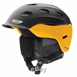 Smith Mens Vantage MIPS Ski Snow Helmet Matte Black Hornet