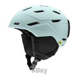 Smith Mirage MIPS Snowboard Helmet Adult Women's Medium 55-59 cm Mint New 2020
