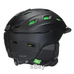 Smith Optics Unisex Adult Vantage MIPS Snow Sports Helmet Matte Black Medium