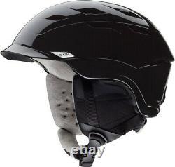 Smith Optics Valence Women's Black Pearl Snowboard Ski Helmet NEW