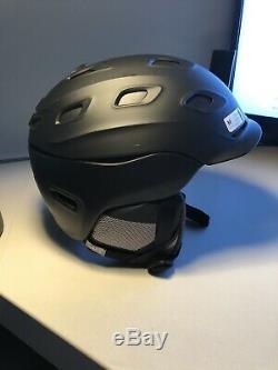 Smith Optics Vantage Asian Fit SNOW Helmet Men's Matte BLACK SMALL Unisex Adult
