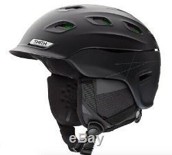 Smith Optics Vantage Helmet Matte Black Large (Adult) New Snow Helmet