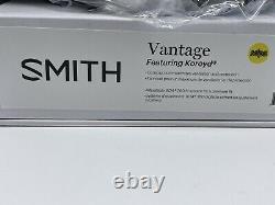 Smith Optics Vantage MIPS Snow Helmet Large Matte Black