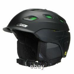 Smith Optics Vantage MIPS Snow Helmet (XL, Matte Black)