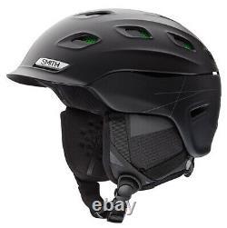Smith Optics Vantage Matte Black Snowboard Ski Helmet NEW Large 59-63cm