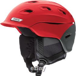 Smith Optics Vantage Ski/Snow Helmet (Matte Fire Split/Large)