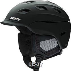 Smith Optics Vantage Wmns Ski/Snow Helmet (Matte Black/Large)