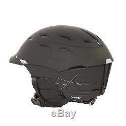 Smith Optics Variance Ski/Snowboard Helmet in Matte Black