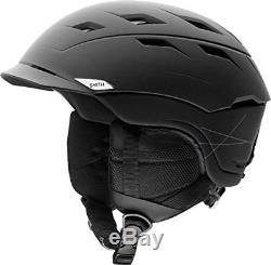 Smith Optics Variance Snow Helmet Matte Black Medium
