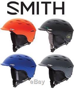 Smith Optics Variance Snowboard / Ski / Snow Helmet, Many Colors! Brand New