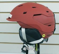 Smith Quantum MIPS Snowboard Helmet Adult Medium 55-59 cm Matte Oxide New 2020