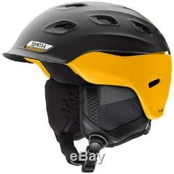 Smith Vantage MIPS Helmet Matte Black/Hornet Medium 2020