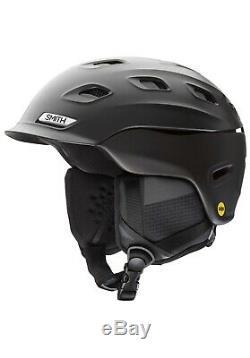 Smith Vantage MIPS Men's Black Premium Ski Helmet Large L RRP £220