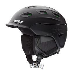 Smith Vantage Men's Ski Helmet, unisex, Vantage M, Mtt Black