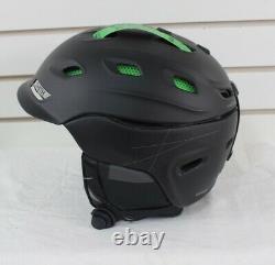 Smith Vantage Ski Snowboard Helmet Adult Medium 55-59 cm Matte Black New