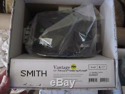 Smith Vantage Unisex MIPS Helmet L 59-63CM MATTE BLACK