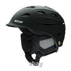 Smith Women's Vantage MIPS Ski Snowboard Helmet Adult Large 59-63 cm Matte Black