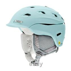Smith Women's Vantage MIPS Ski Snowboard Helmet Adult Small 51-55 cm Polar Blue