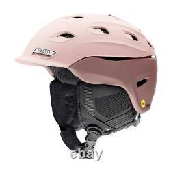 Smith Women's Vantage MIPS Ski Snowboard Helmet Adult Small 51-55 cm Rock Salt
