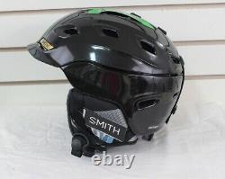 Smith Women's Vantage Ski Snowboard Helmet Adult Small 51-55 cm Black Pearl New