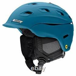 Smith Women's Vantage Womens MIPS Snow Helmet Matte Meridian M