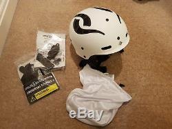 Sweet Protection Grimnir Helmet Size M/L full carbon fibre shell ski snowboard